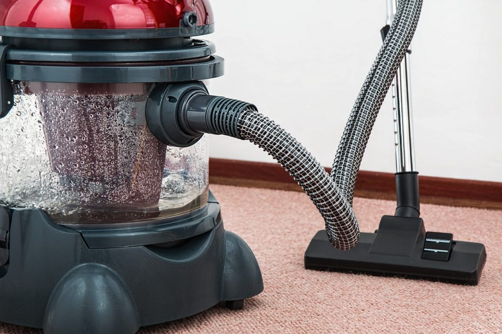 clean common areas of your building for tenants' safety